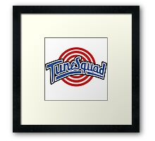 Tune Squad Framed Print