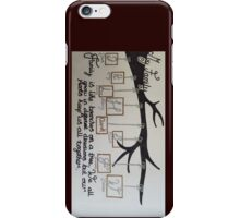 Family Tree iPhone Case/Skin