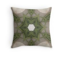 Fresh Green Beans Throw Pillow