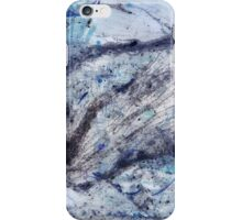 Crystal and Blue Persuasions Abstract II iPhone Case/Skin