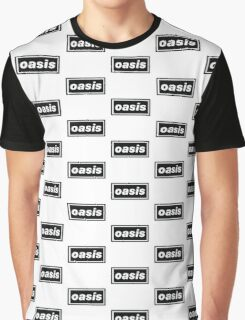 Oasis Logo Graphic T-Shirt