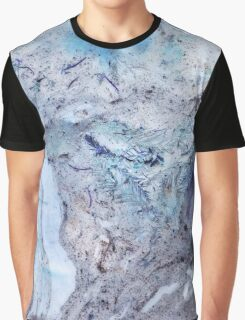Crystal and Blue Persuasions Abstract III Graphic T-Shirt