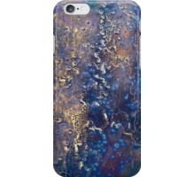 Deep Blue Sea Abstract iPhone Case/Skin