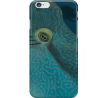 Napoleon Wrasse Face iPhone Case/Skin