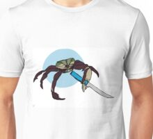 KNIFE CRAB rules of nature Unisex T-Shirt