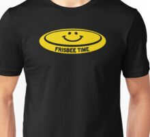 Frisbee Time Cool Ultimate Unisex T-Shirt