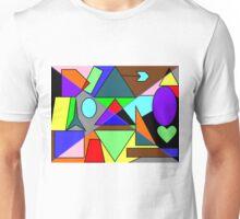 Shapes World Unisex T-Shirt