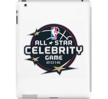 All Star Celebrity Game 2016 iPad Case/Skin