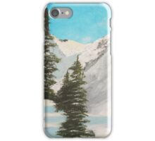 Cold Pass iPhone Case/Skin
