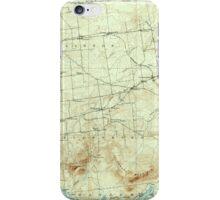 New York NY Churubusco 122742 1915 62500 iPhone Case/Skin