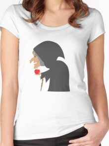 The Wicked Witch Women's Fitted Scoop T-Shirt