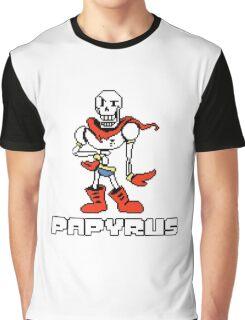 Papyrus (Undertale) Graphic T-Shirt
