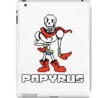 Papyrus (Undertale) iPad Case/Skin
