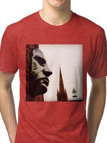Lincoln Drill Hall Tri-blend T-Shirt