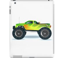 Kids Monster Truck iPad Case/Skin
