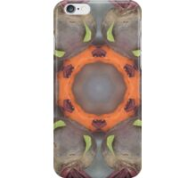 Beetroot and Carrot Mix iPhone Case/Skin