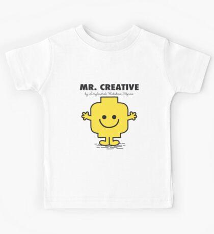 Mr Creative Kids Tee