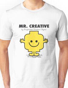 Mr Creative Unisex T-Shirt