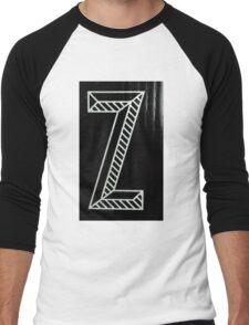 Vancouver Alphabet - Z Men's Baseball ¾ T-Shirt