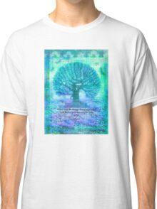 RUMI Joy quote Classic T-Shirt