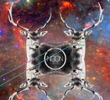 Deer by NOON Sticker
