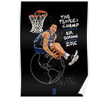 Aaron Gordon - The People's Dunk Champ Poster