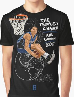 Aaron Gordon - The People's Dunk Champ Graphic T-Shirt