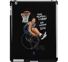 Aaron Gordon - The People's Dunk Champ iPad Case/Skin