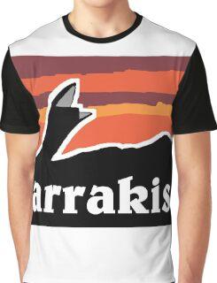 Arrakis Graphic T-Shirt