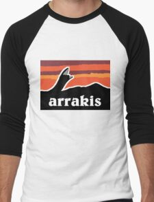 Arrakis Men's Baseball ¾ T-Shirt