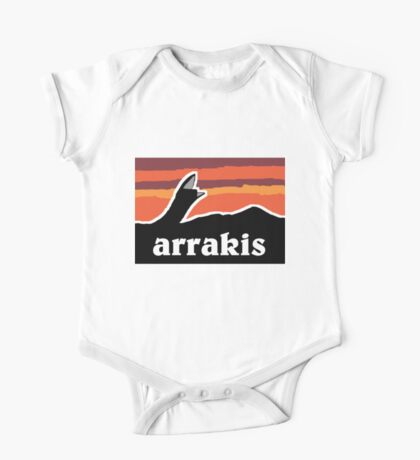 Arrakis One Piece - Short Sleeve