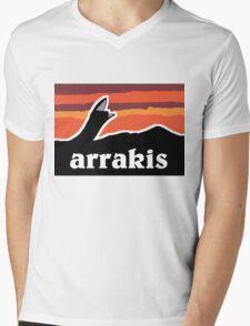 Arrakis Mens V-Neck T-Shirt