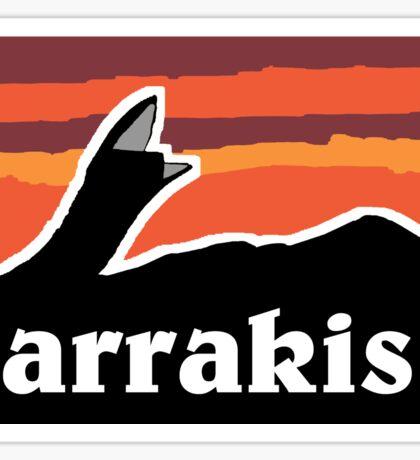 Arrakis Sticker