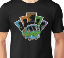 MYSTERY PALS Unisex T-Shirt