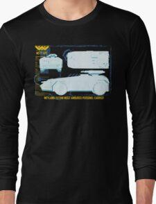 WEYLAND-YUTANI M557 AMOURED PERSONEL CARRIER Long Sleeve T-Shirt