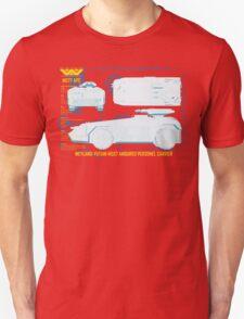 WEYLAND-YUTANI M557 AMOURED PERSONEL CARRIER Unisex T-Shirt