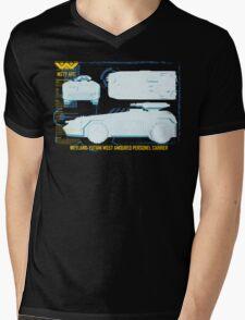 WEYLAND-YUTANI M557 AMOURED PERSONEL CARRIER Mens V-Neck T-Shirt