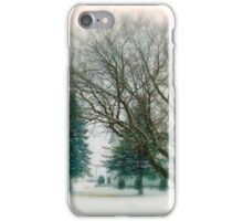 Winter's Face ! iPhone Case/Skin