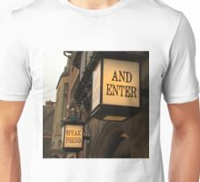 Speak Friend and Enter Unisex T-Shirt
