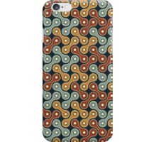 Interlace Retro iPhone Case/Skin