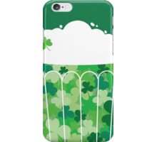 Clover Beer iPhone Case/Skin
