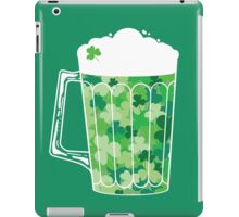 Clover Beer iPad Case/Skin