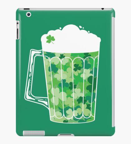 Clover Beer iPad Case/Skin