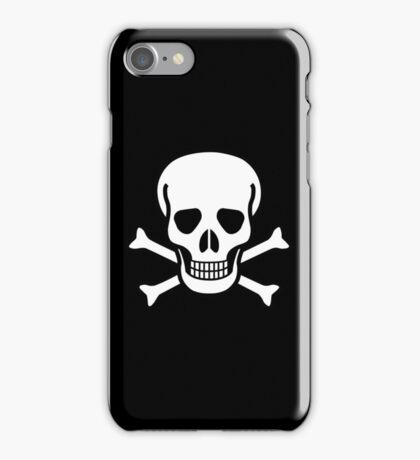Skull & Crossbones iPhone Case/Skin