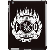 FIRE FIGHTER iPad Case/Skin