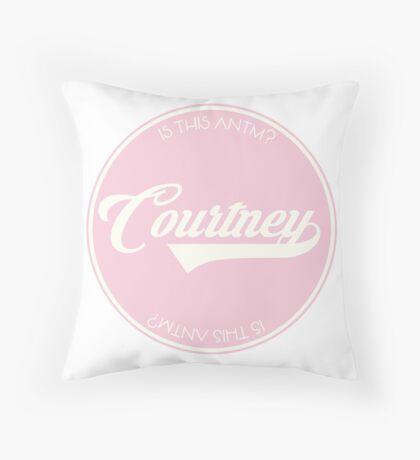 COURTNEY ACT Throw Pillow