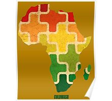 AFRICAN PUZZLE Poster