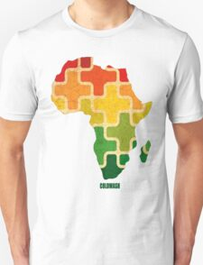 AFRICAN PUZZLE T-Shirt