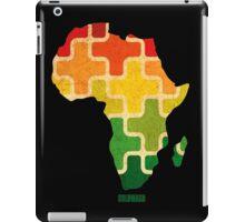 AFRICAN PUZZLE iPad Case/Skin