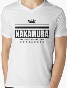 Nakamura ALT Mens V-Neck T-Shirt